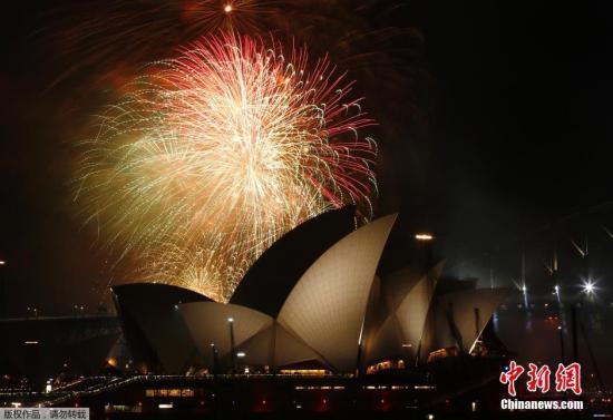 资料图:澳大利亚悉尼歌剧院。