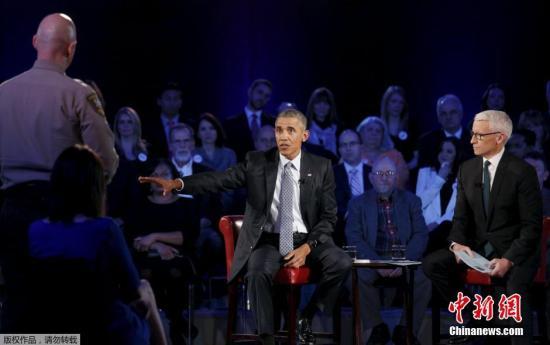 奥巴马国情咨文放弃国会 将用口才留下政治遗产