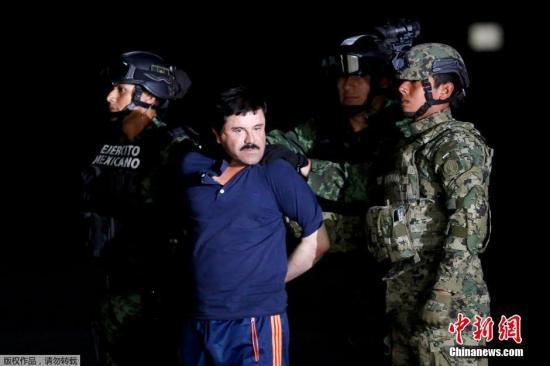 墨西哥毒枭再入狱后情绪抑郁 读《唐吉诃德》