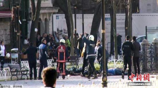 欧盟谴责土耳其爆炸事件 强调双方打击恐怖主义