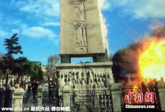 韩政府核实该国一公民在伊斯坦布尔爆炸中受轻伤