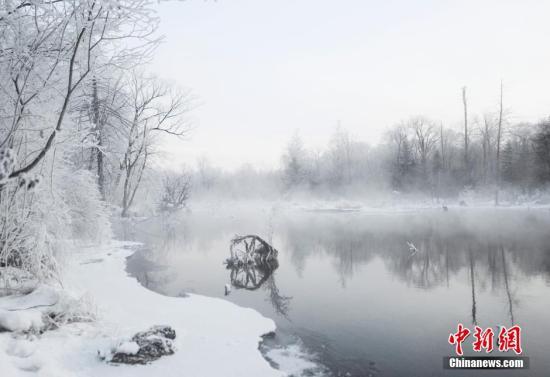 第二届长白山粉雪节开幕