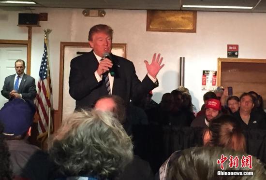 特朗普选情高歌猛进 引发美国共和党人日渐不安