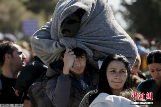 入境德国难民13万人去向不明 引恐袭风险担忧