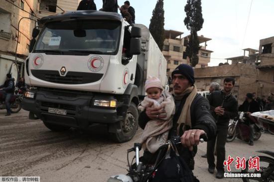 战火中迎短暂宁静 两周停火能否给叙局势带来转机?