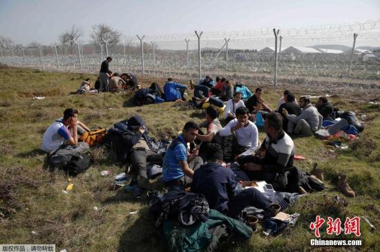 欧盟分摊难民进展不顺? 数月来仅安置600名难民