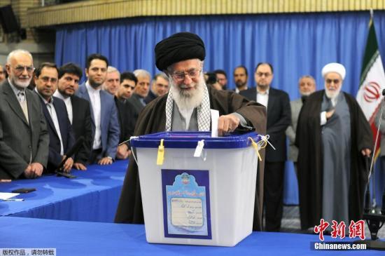 核協議達成后伊朗首選舉 改革派保守派之爭加劇