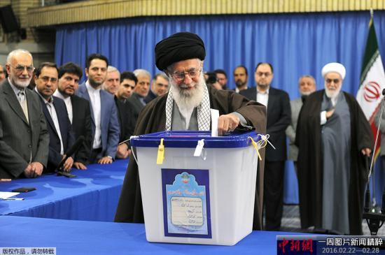 伊朗大选强硬派受挫 有利于总统鲁哈尼推进改革