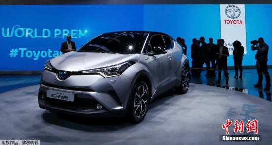 丰田集团汽车2020年销量超952万 五年来首登榜首