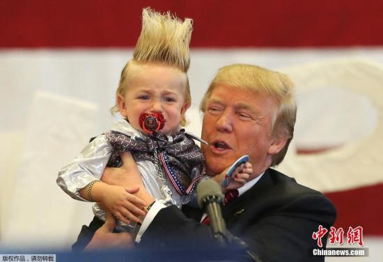 """文汇报:""""特朗普现象""""与美国政治未来走势"""