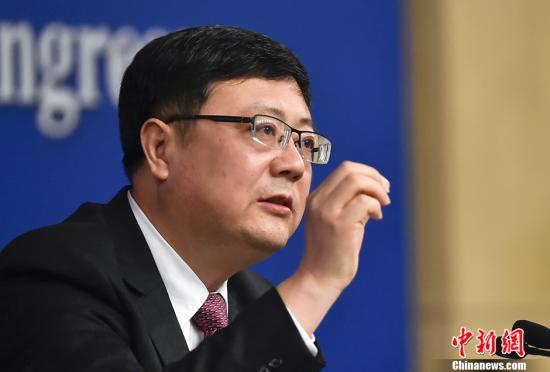 环境保护部部长陈吉宁资料图。 <a target='_blank' href='http://www.chinanews.com/'>中新社</a>记者 安源 摄