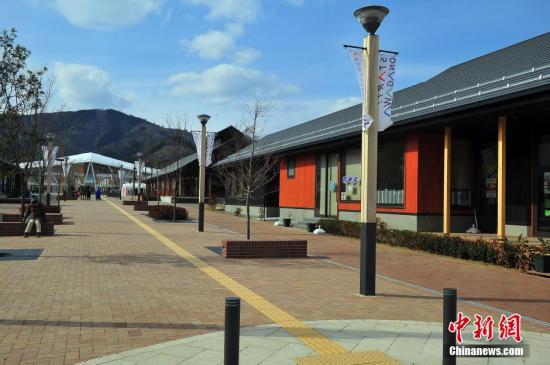 日本三陆铁道里亚斯线开通纵贯东日本大地震灾区