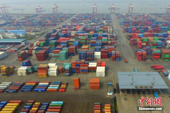 China's top 5 exporting regions do nearly 70 pct of national total exports