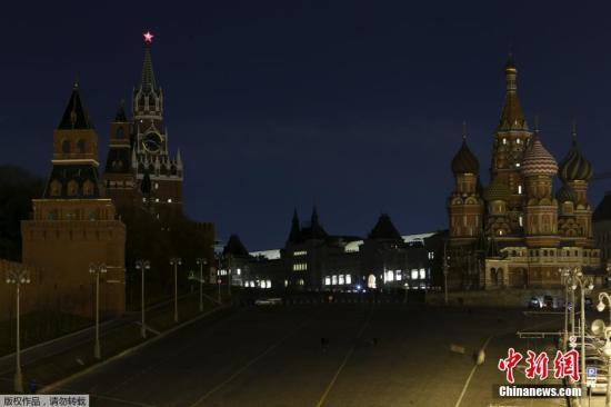 莫斯科红场。