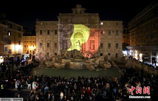 当地时间2016年3月22日,意大利罗马。