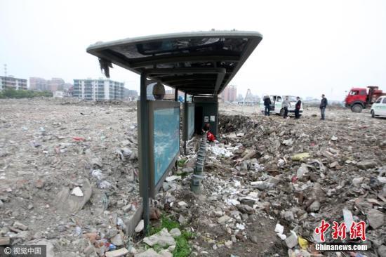 建筑垃圾围城!一年产生15亿吨,利用量不足1亿吨
