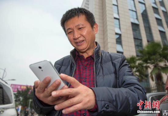 资料图:陈满。<a target='_blank' href='http://www.chinanews.com/'>中新社</a>记者 骆云飞 摄