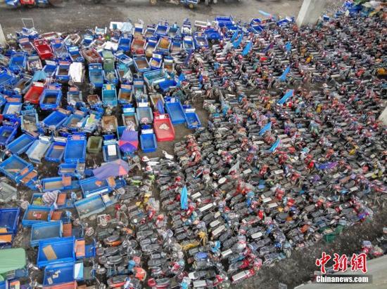 中国拟将电动自行车最高车速调整为每小时25千米