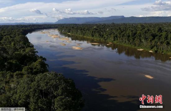 气候变化加剧亚马孙河水盐化 居民缺乏饮用水