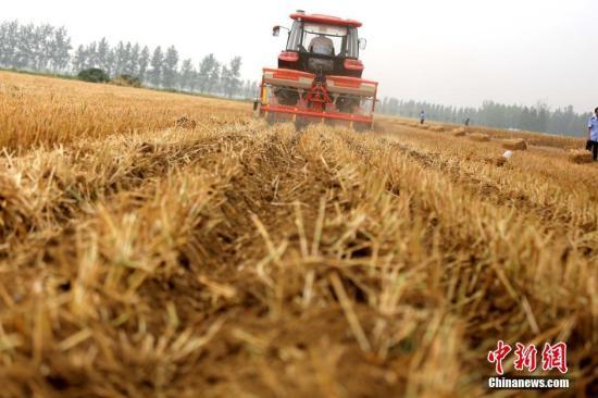 澳门在线电子游艺:农业部:引导农户依法自愿有序流转土地经营权