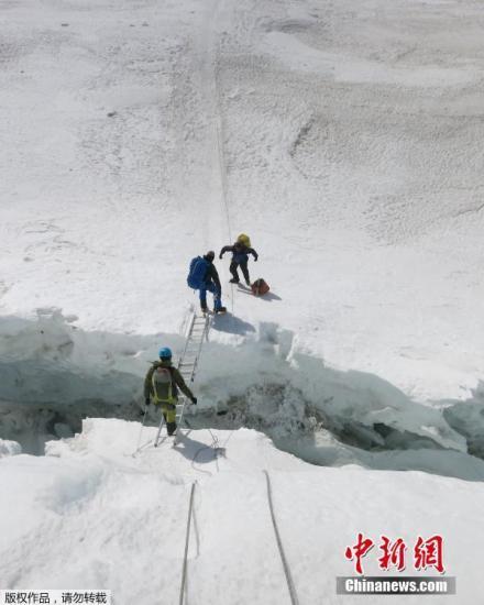 四位登山者殒命珠穆朗玛峰
