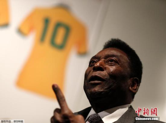 名宿眼中的世界杯:贝利看好内马尔 等待巴西夺冠