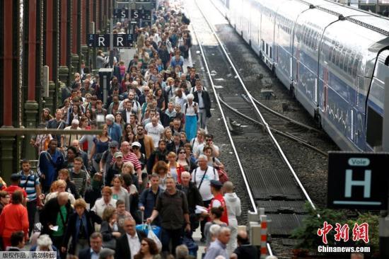报告:法国铁路存安全隐患 发现数十个不正常状况