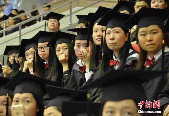 Salary of China's fresh graduates sees steady growth: report