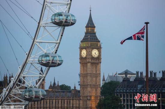 """随着公投的结束,英国和欧盟为时43年的""""婚姻""""就此结束。"""