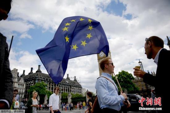 有民众发起请愿,呼吁伦敦独立加入欧盟。