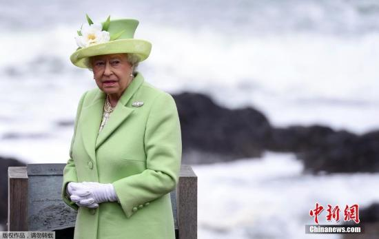 """脱欧""""倒计时""""协议仍难产?英女王:要务是按期脱欧"""