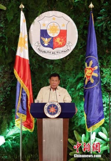 """菲律宾外长称不会退出联合国 总统仅""""表达失望"""""""