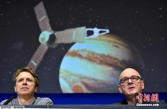 "NASA重金耗资11亿美元打造的""朱诺号""探测器,有望在美国的独立日当天登陆到木星轨道。"