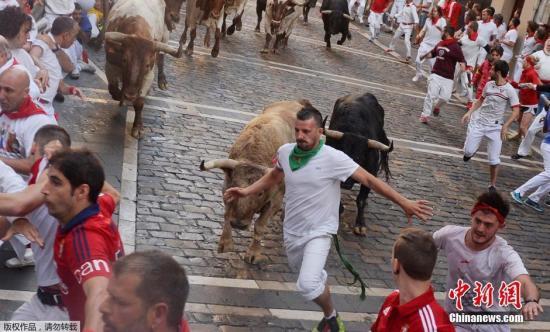 欧华报:西班牙奔牛节来啦,游客们准备好了吗?