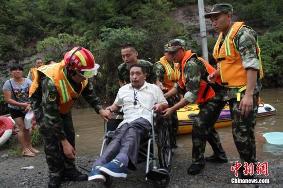 山西等5省洪涝风雹15万人受灾 直接损失7500余万元