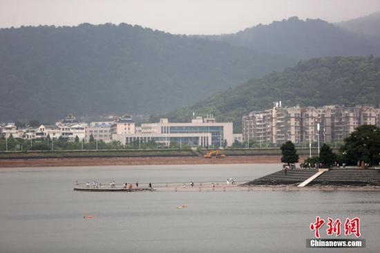 湖南娄底、湘潭宣布的黄色大水预警涉及两个河段