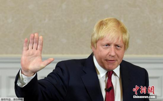 作为英国脱欧派的核心成员,伦敦前市长鲍里斯·约翰逊被任命为外交大臣。