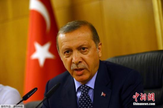 土耳其总统埃尔多安 资料图。