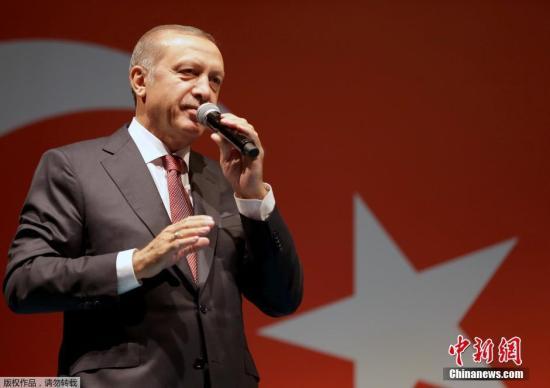"""土耳其总统:土方有能力抵御别国经济""""攻击""""(原创)"""