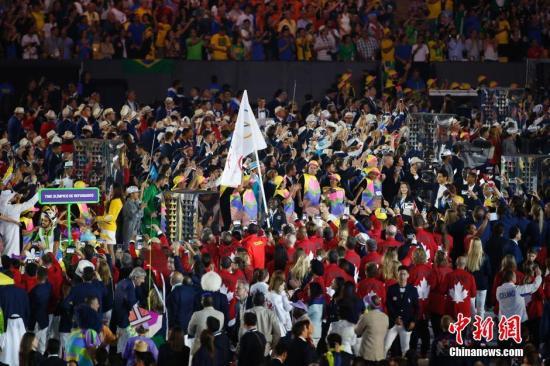 世界难民日:东京奥运会撰文回顾难民代表团成立
