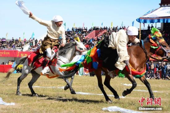 西藏那曲探索高寒牧区脱贫之路