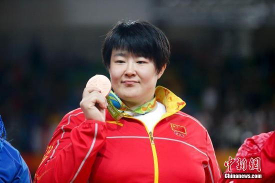 本地时刻8月12日,2016年里约奥运会柔道男子78千克以下级竞赛中,国家选手于颂取得铜牌。中新网记者 杜洋 摄