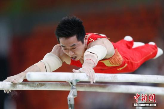 中国选手尤浩在比赛中。 <a target='_blank' href='http://www.chinanews.com/' >中新网</a>记者 盛佳鹏 摄