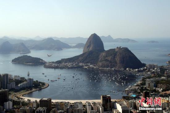 资料图:里约热内卢的海滩。<a target='_blank' href='http://www-chinanews-com.admin987.com/' >中新网</a>记者 盛佳鹏 摄