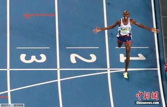 8月20日,在里约奥运会田径男子5000米决赛中,英国名将法拉赫以13分03秒30夺得金牌,他也成为继芬兰名将维伦之后,第一位连续两届奥运会都包揽男子5000米和1万米金牌的运动员。维伦曾在1972年和1976年两届奥运会缔造此壮举。