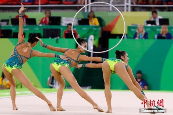 中国队比赛现场。 <a target='_blank' href='http://www.chinanews.com/' >中新网</a>记者 盛佳鹏 摄