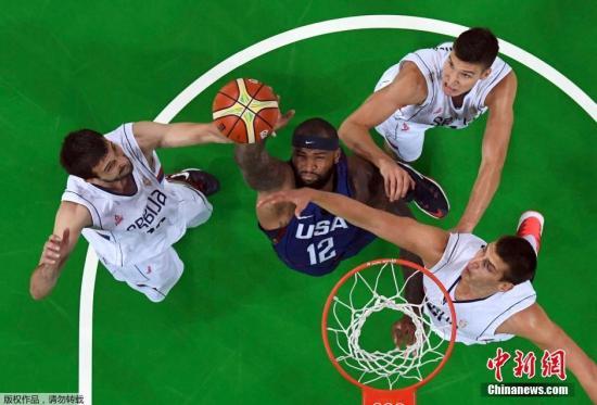 男篮世界杯美国平稳起步 欲卫冕仍需学会直面重压