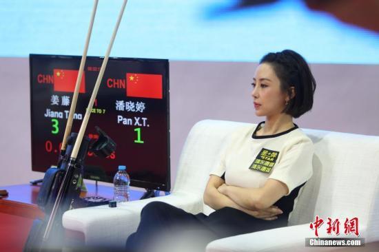 资料图:潘晓婷。中新社记者 张亨伟 摄