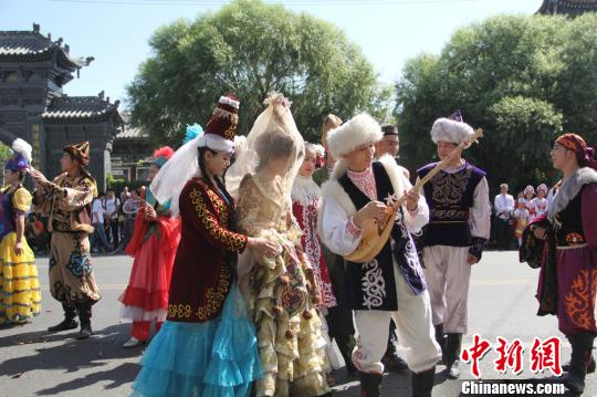 Xinjiang ethnic cultures are part of Chinese culture: white paper