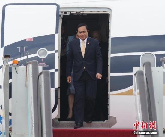 资料图:泰国总理巴育。<a target='_blank' href='http://www.chinanews.com/'>中新社</a>记者 张茵 摄